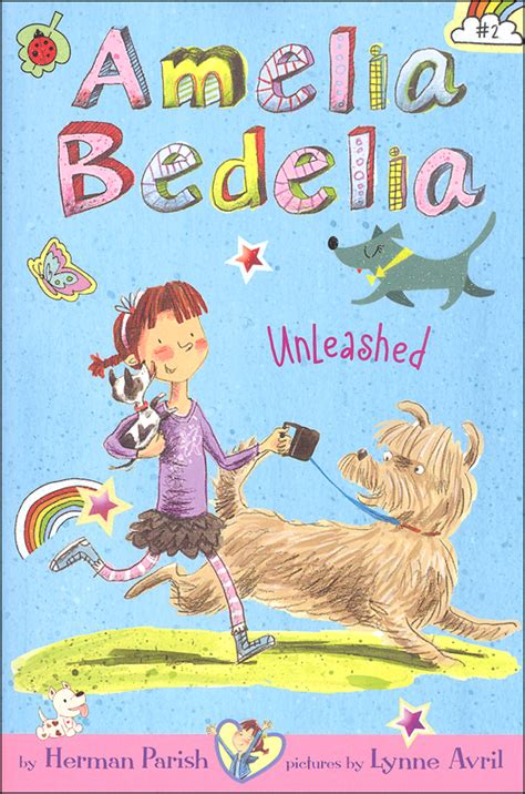 unleashed of the volume 2 books amelia bedelia chapter book 2 amelia bedelia unleashed