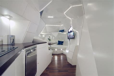 Interior Design Ideas For Mobile Homes by The Coolest Modern Rvs Trailers And Campers Design Milk