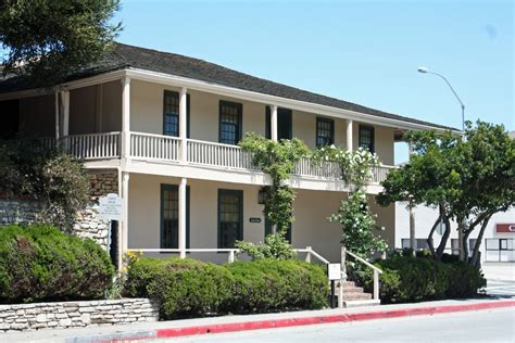 architectural style of homes monterey style architecture the work of a master