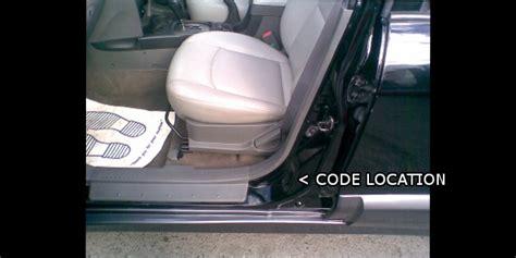 honda accord paint code location honda paint codes html autos weblog