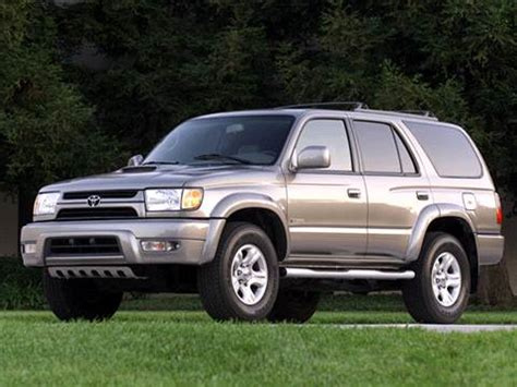 blue book used cars values 2001 toyota 4runner electronic toll collection 2002 toyota 4runner pricing ratings reviews kelley blue book