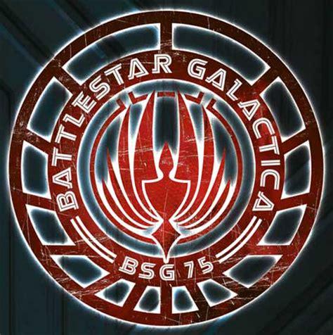 Kaos Battlestar Galactica 15 Logo frak yeah battlestar