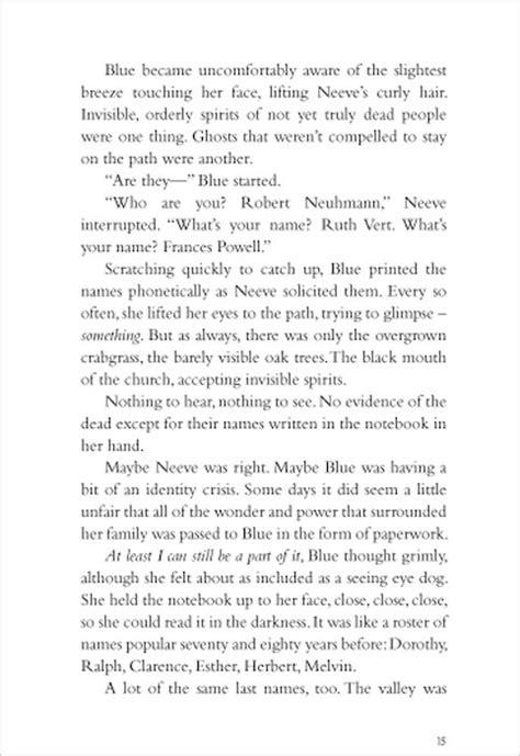 The Raven Cycle #1: The Raven Boys - Scholastic Shop