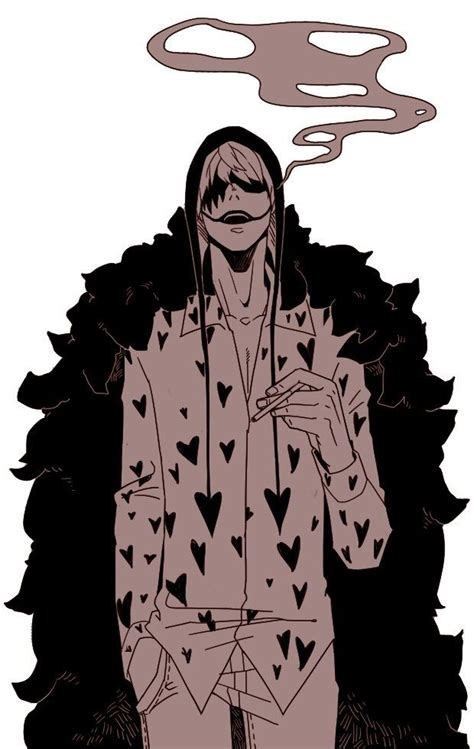 one piece corazon tattoo 36 best donquixote coraz 243 n images on pinterest trafalgar