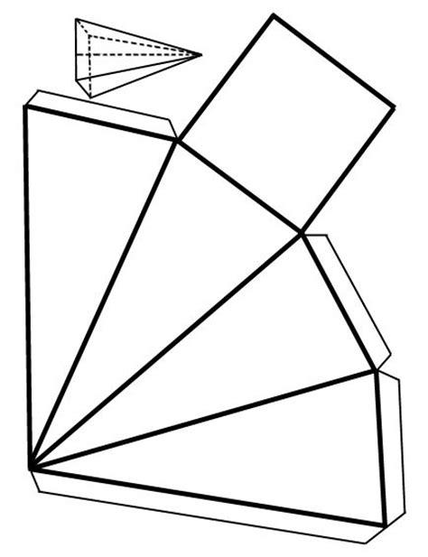 figuras geometricas en 3d para armar 15 mejores im 225 genes de molde en pinterest forma
