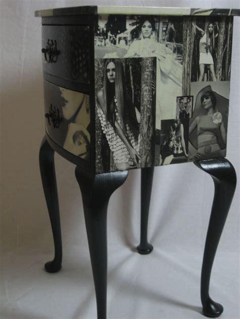 Vintage Decoupage Furniture - 1000 ideas about decoupage vintage on vintage