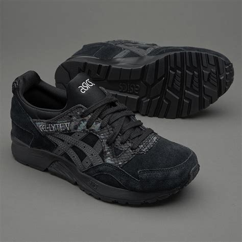 Sepatu Asics Gel Lyte sepatu sneakers asics womens gel lyte v borealis black