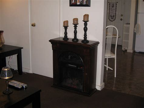 foyer electric fireplace gallery