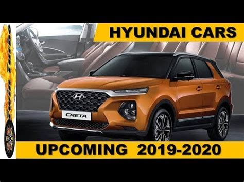 Hyundai Upcoming Car In India 2020 by Upcoming Hyundai 2019 2020 In India Hyundai