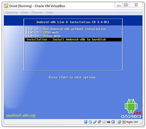 android x86 virtualbox how to install android 4 4 kitkat in windows using virtualbox fixedbyvonnie