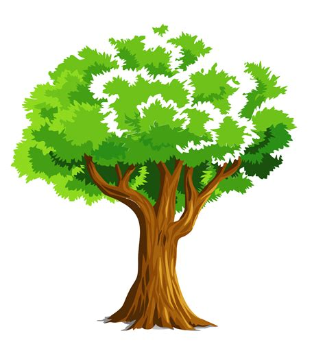 tree clipart tree vector clipart clipartxtras