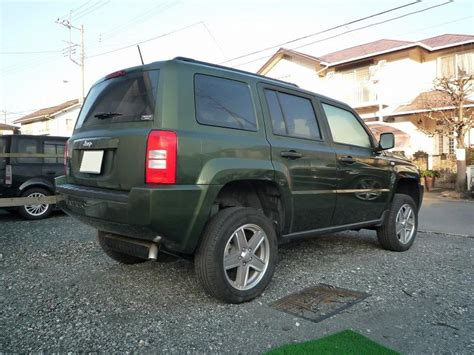 Jeep Patriot Lift Patriot 4 Quot Lift Found With Photos Bam Jeep Patriot Forums