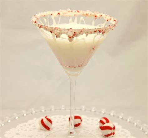 white chocolate peppermint martini cocktails white chocolate peppermint martini