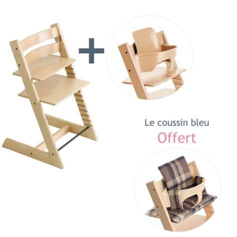 chaise haute tripp trapp stokke chaise haute tripp trapp naturelle kit b 233 b 233 coussin