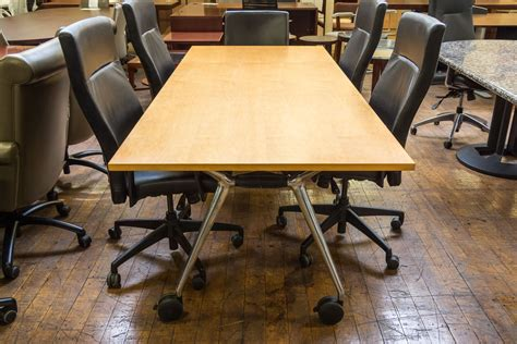 Kimball Conference Table Kimball Aspire Mobile Conference Table Peartree Office Furniture