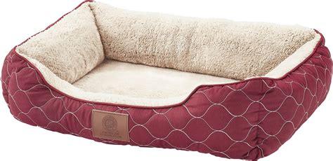 american kennel club circle stitch orthopedic cuddler pet