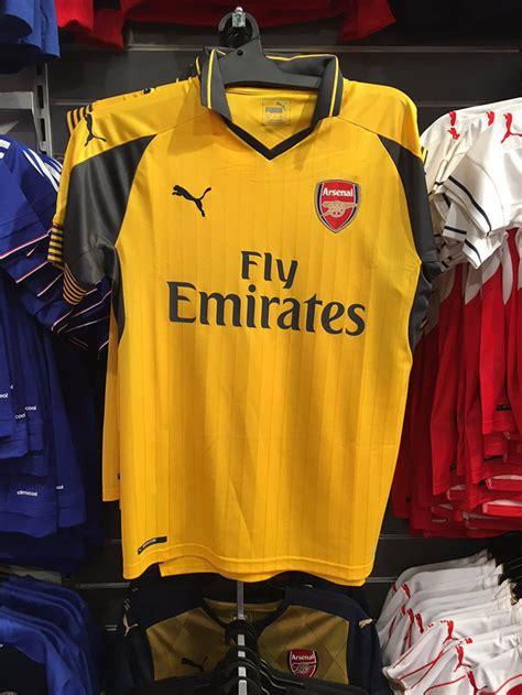 arsenal away kit 2016 17 pictures arsenal home and away kit 2016 17 arseblog