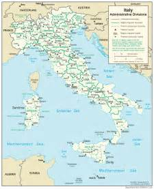 Detailed Map Of Italy by Maps Of Italy Detailed Map Of Italy In English Tourist
