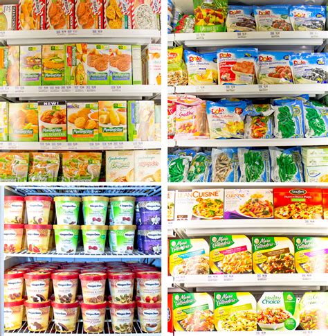 frozen food central markets frozen foods