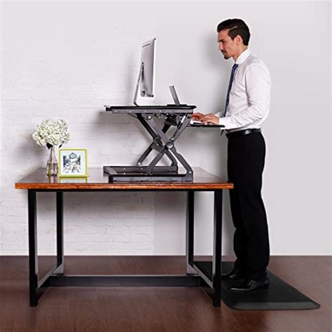 retractable stand up desk flexispot height adjustable standing desk 47 wide