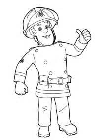69 Dessins De Coloriage Sam Le Pompier 224 Imprimer Sur