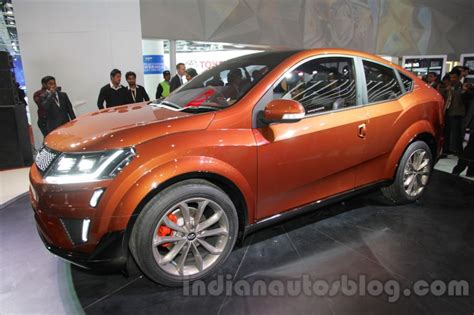xuv500 design concept mahindra xuv aero concept a coupe suv for india