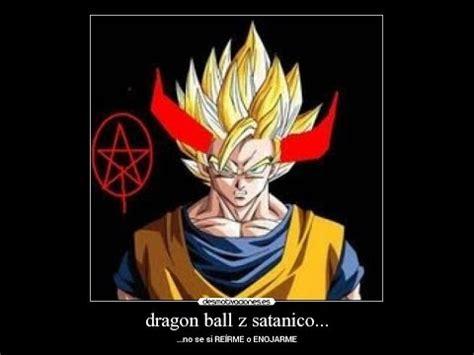 imagenes para cumpleaños de dragon ball z dragon ball z es satanico para reirse del fanatismo
