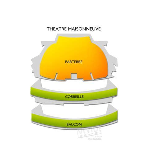 place des arts seating chart theatre maisonneuve place des arts theatre maisonneuve tickets place des