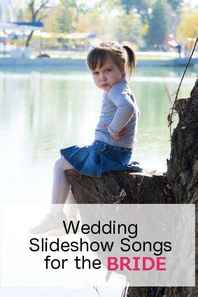 Wedding Slideshow Songs