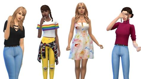 sims 4 cc on tumblr maxis match cc for the sims 4 the sims 4 custom content