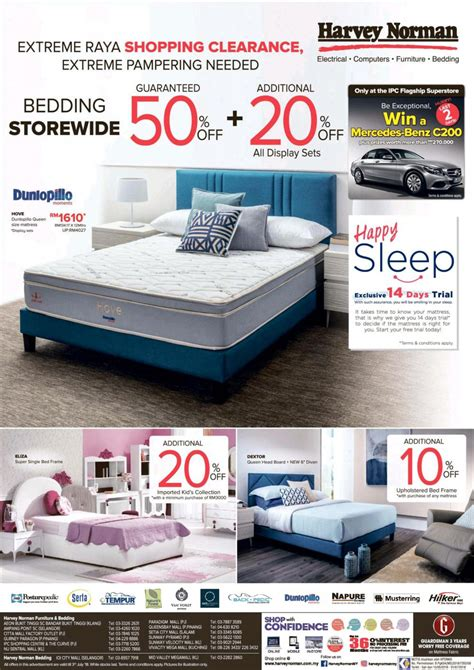 harvey norman bed frame malaysia bed frame ideas