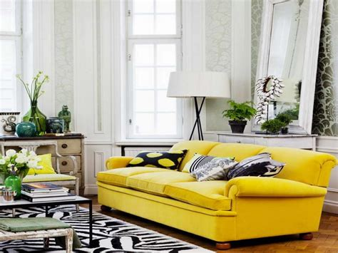 the yellow sofa yellow sofa a sunshine piece for your living room
