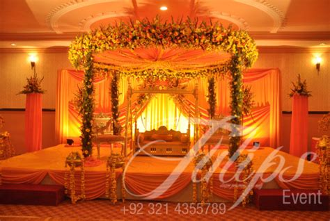 Walima stages pakistani wedding stages