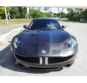 Fisker Electric Car  Production Resuming Whats New