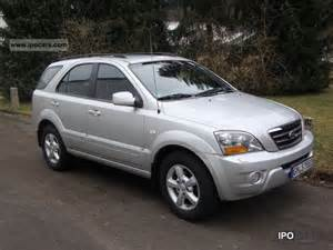 2008 Kia Sorento Ex 2008 Kia Sorento 2 5 Crdi Vgt Aut Ex Car Photo And Specs