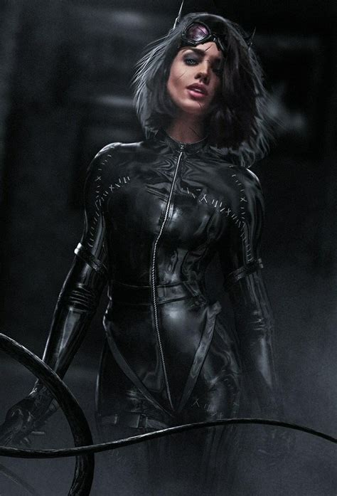 catwoman black actress actress eiza gonzalez as catwoman off topic comic vine