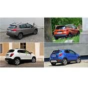 Chevrolet Captur  Autos Post