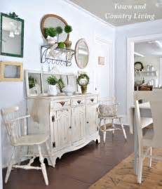 Ikea Hutch Kitchen Summer Farmhouse Decorating Tips Town Amp Country Living