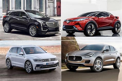 new crossover cars 20 crossovers suvs to look forward to in 2016 and beyond