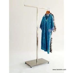 Cctv Gantungan Baju jual gantungan baju rak t harga murah jakarta oleh toko toho fashion display