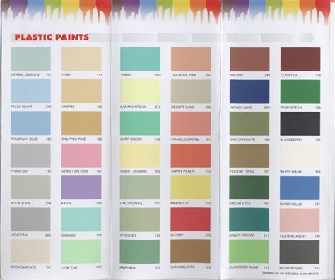 national paint color catalog abay paints abay products