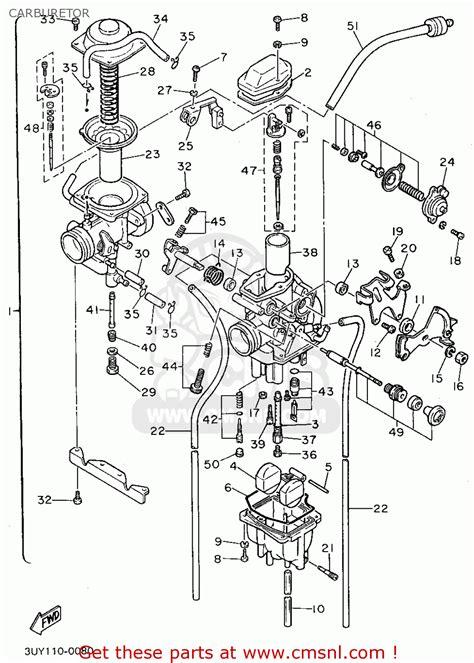yamaha xt600e 1995 s usa carburetor buy original