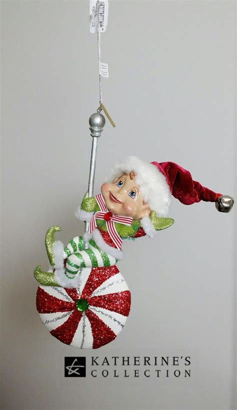 katherine s collection 2015 elf tree decoration display