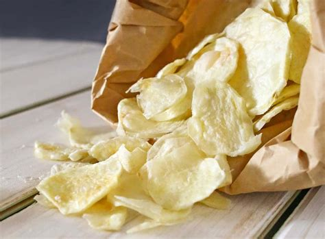 Handmade Chips - potato recipes easy potato chips