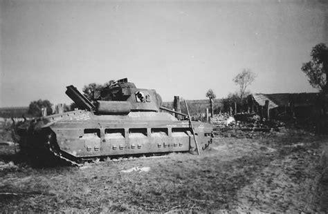 soviet matilda ii tank lend lease code t35270 world war photos