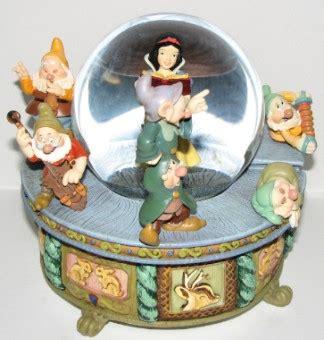 your wdw store disney snow globe snow white rocking
