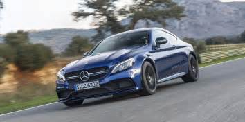 Mercedes Amg Coupe 2016 Mercedes Amg C63 S Coupe Review Caradvice