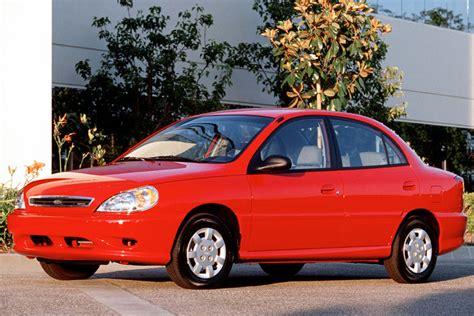 2002 kia rio overview cars com