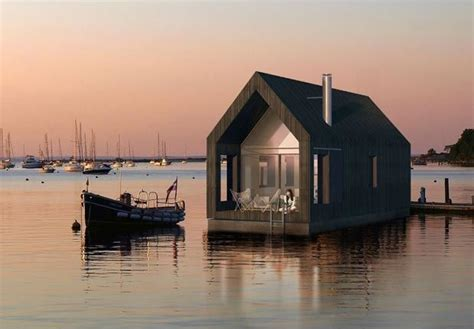 Floating Fin 5 7 527 best eco home house boot to make the pontoon i m
