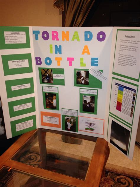 2nd grade ideas tornado science fair project 2nd grade mccades board